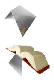 Bücherstützen für Steuergesetze Loseblatt